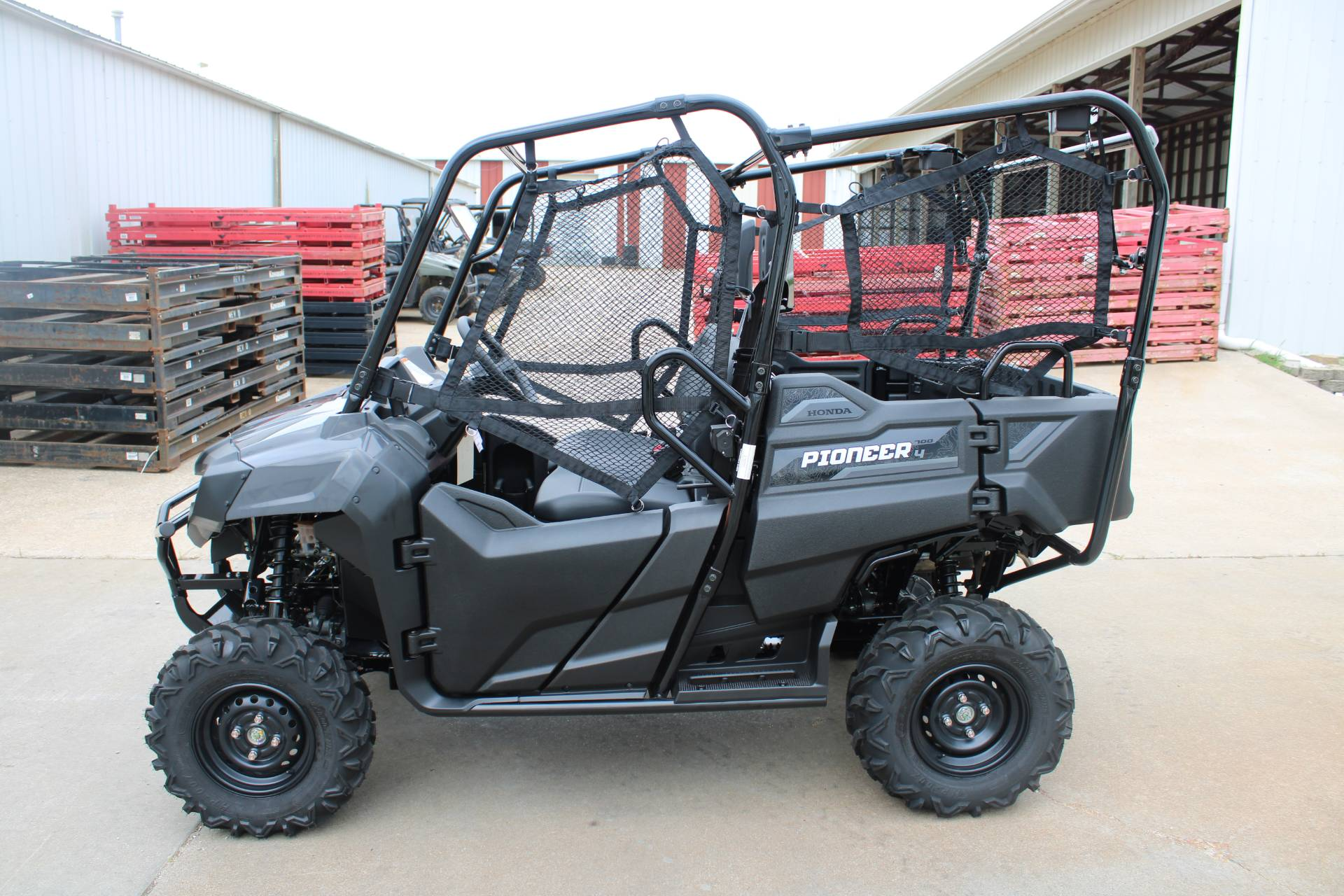 2020 Honda Pioneer 700-4 in Chanute, Kansas - Photo 1
