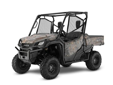 2016 Honda Pioneer 1000 EPS Camo (SXS1000M3P) in Chanute, Kansas