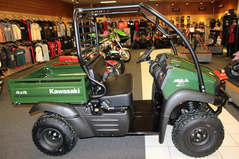 2020 Kawasaki Mule SX 4x4 FI in Chanute, Kansas