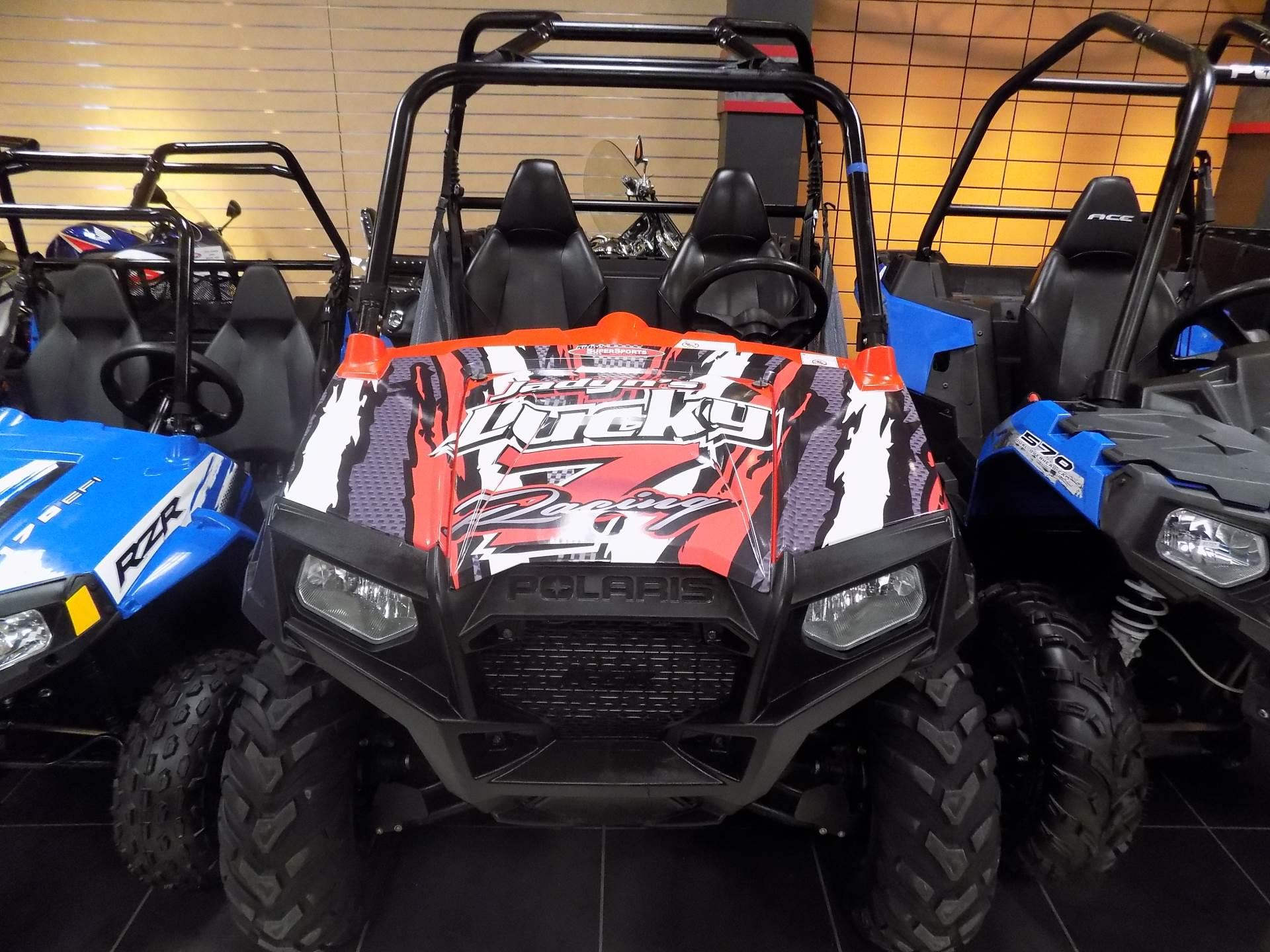 2012 Ranger RZR 570