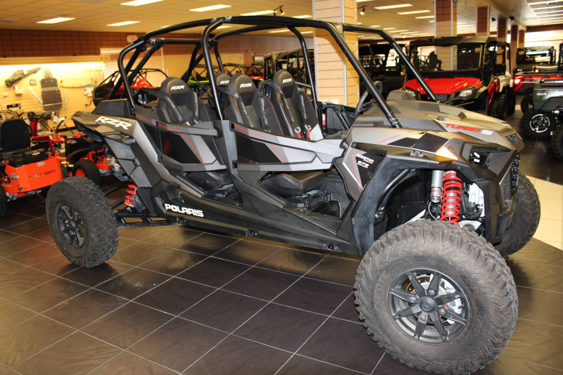 2019 Polaris RZR XP 4 Turbo S Velocity in Chanute, Kansas - Photo 1