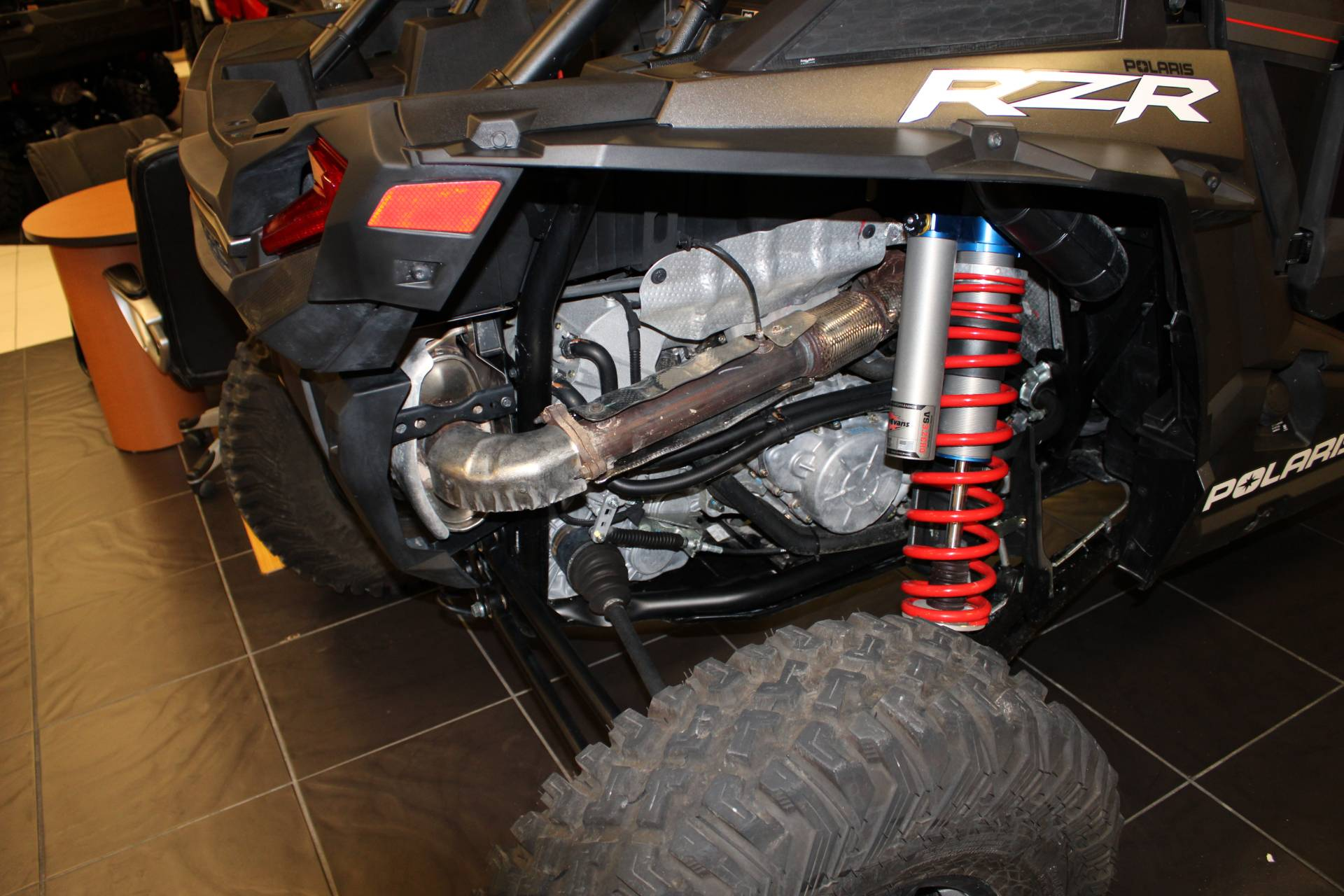 2019 Polaris RZR XP 4 Turbo S Velocity in Chanute, Kansas - Photo 5