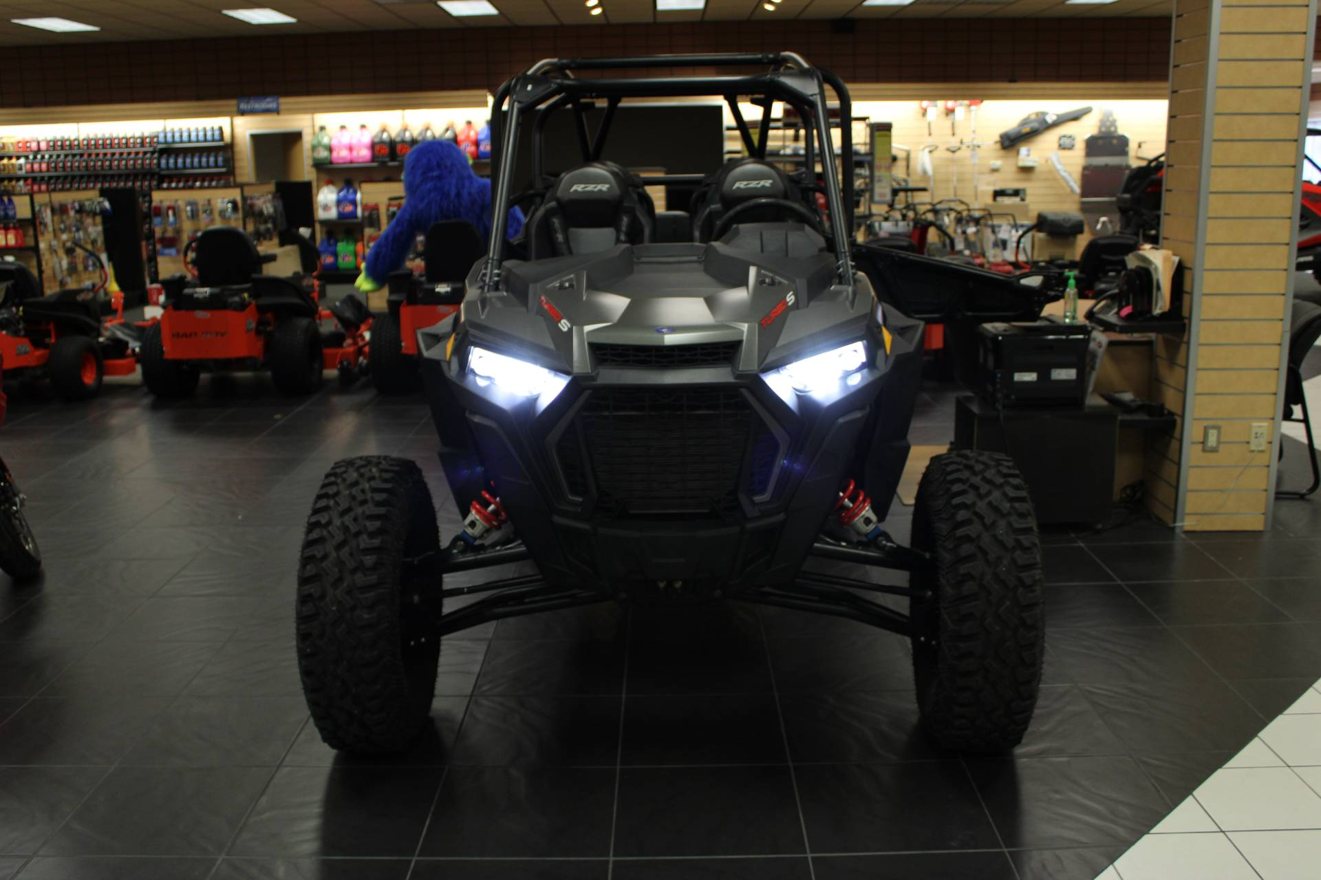 2019 Polaris RZR XP 4 Turbo S Velocity in Chanute, Kansas - Photo 25