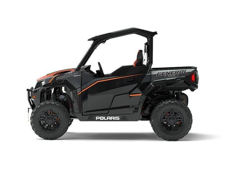 2017 Polaris General 1000 EPS Deluxe in Chanute, Kansas