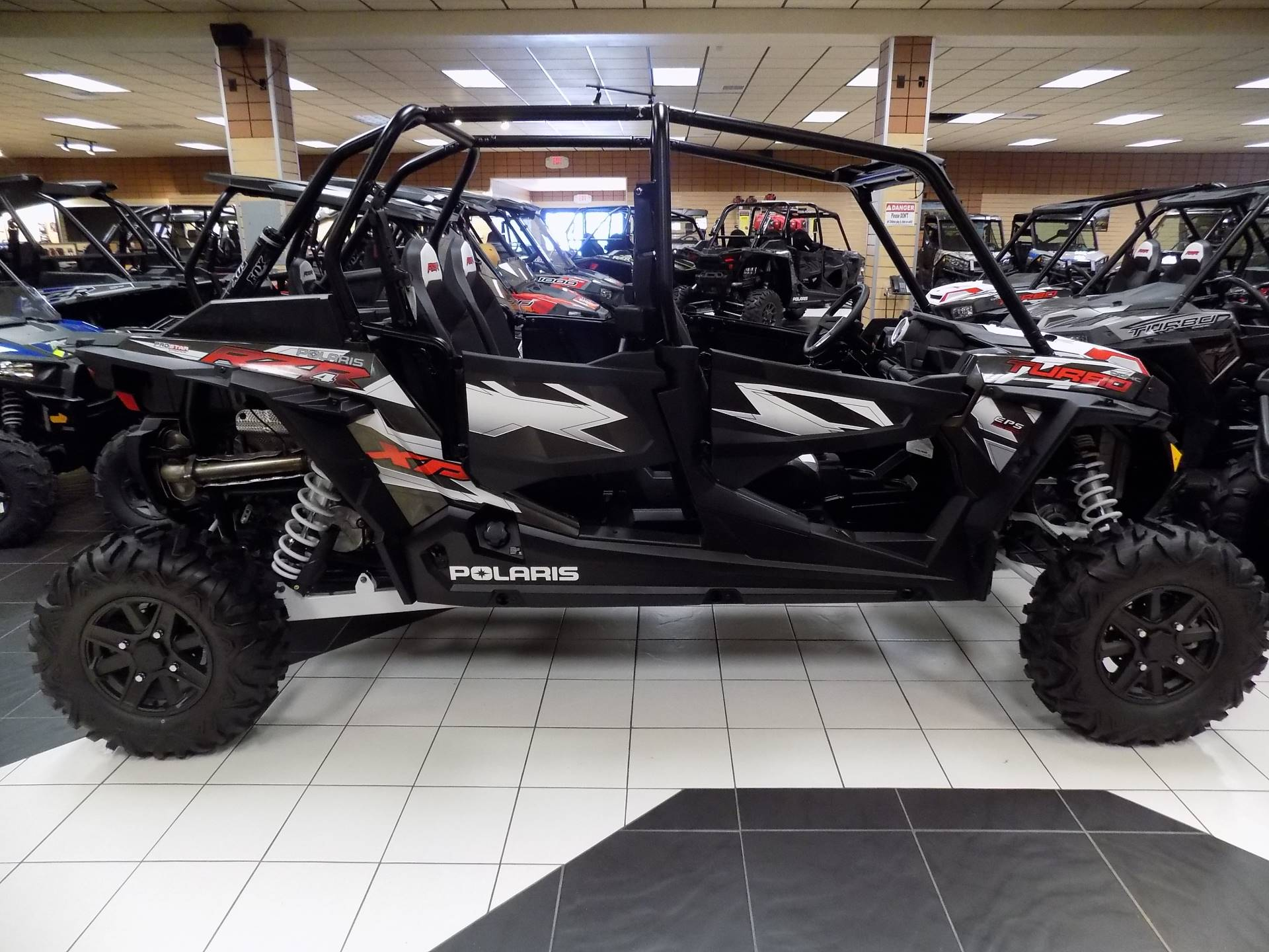 2016 Polaris RZR XP 4 Turbo EPS for sale 8395