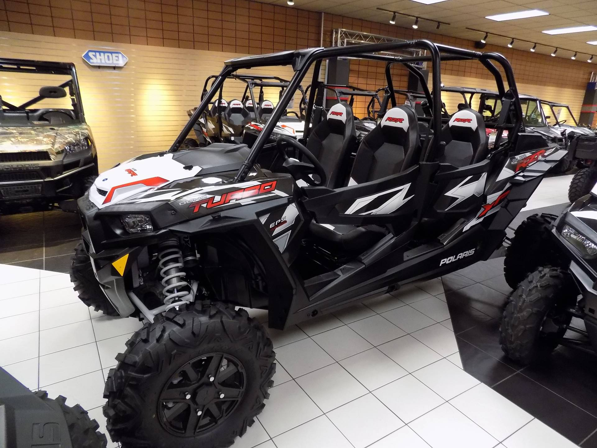 2016 Polaris RZR XP 4 Turbo EPS 7