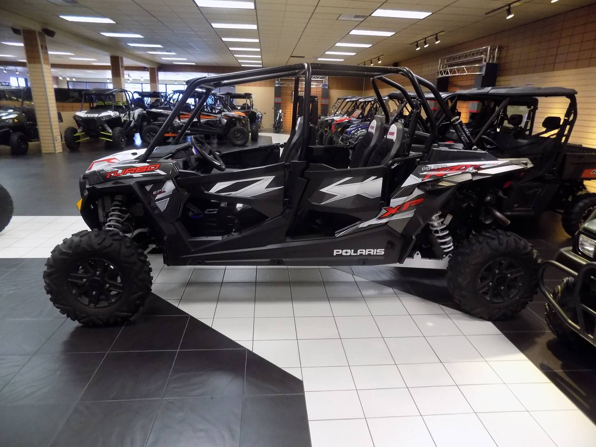 2016 RZR XP 4 Turbo EPS