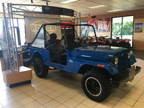 2018 Mahindra Roxor in Chanute, Kansas