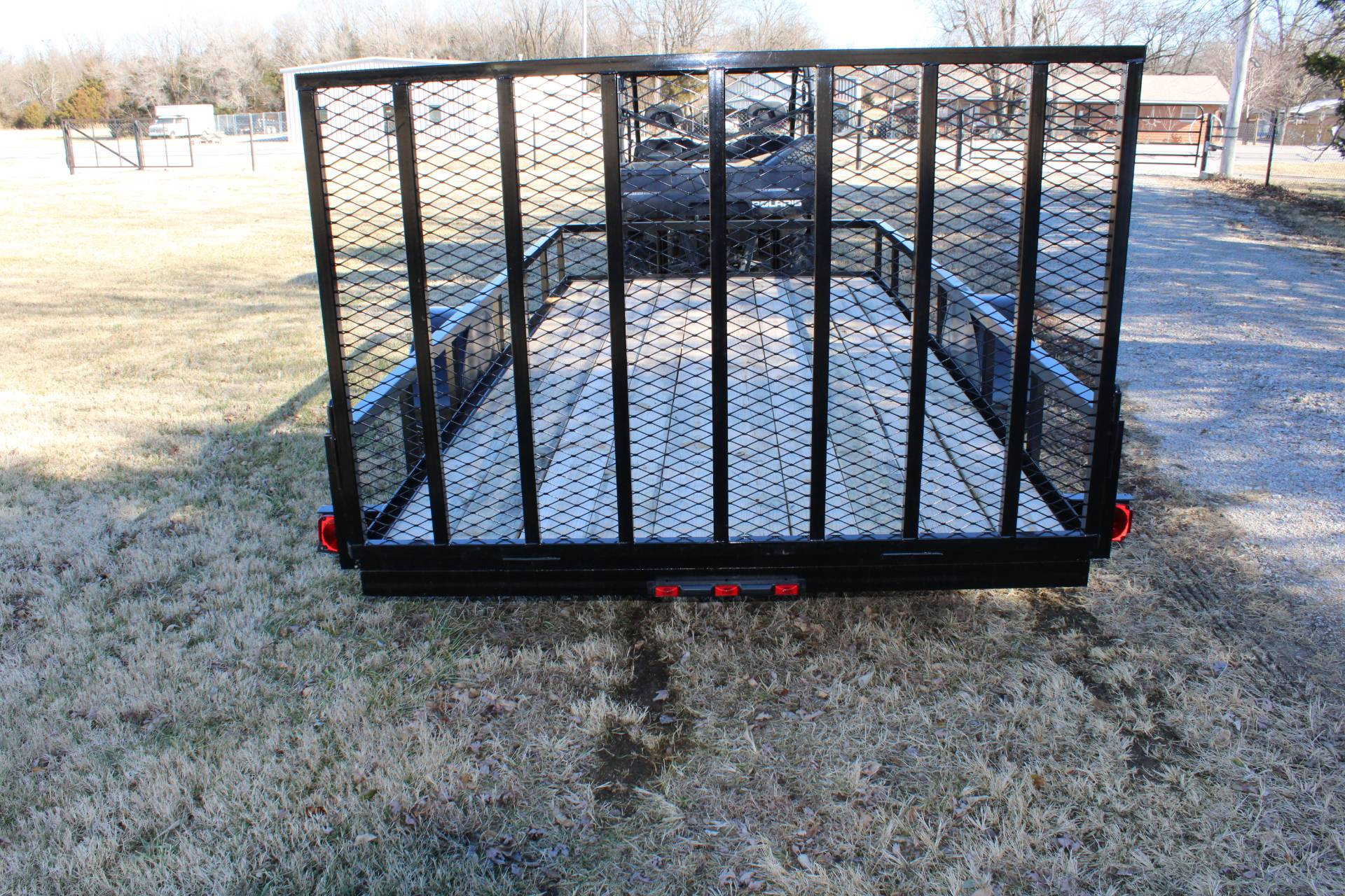 2020 LONGHORN 77x14 TAILGATE in Chanute, Kansas - Photo 2