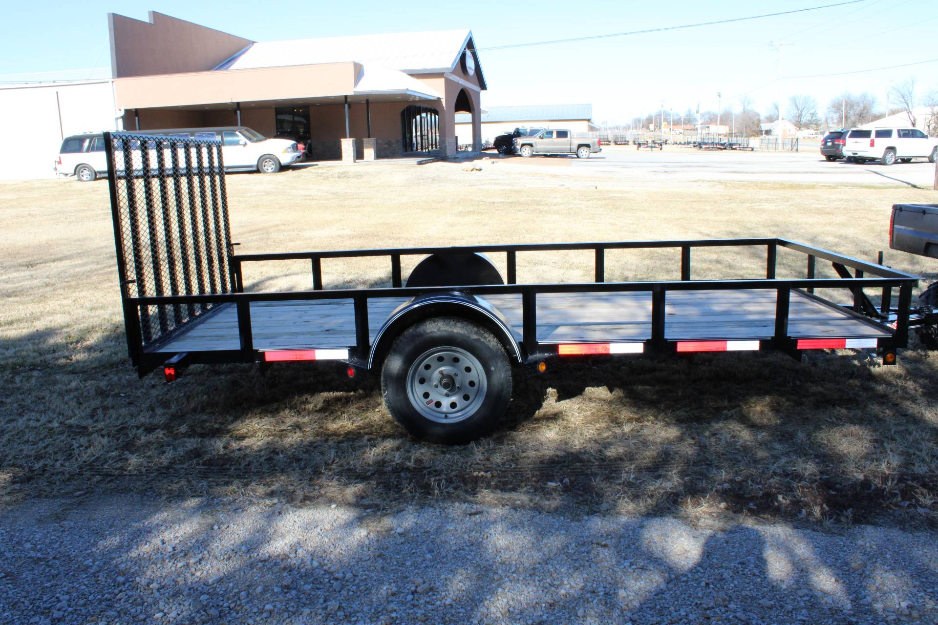 2020 LONGHORN 77x14 TAILGATE in Chanute, Kansas - Photo 3