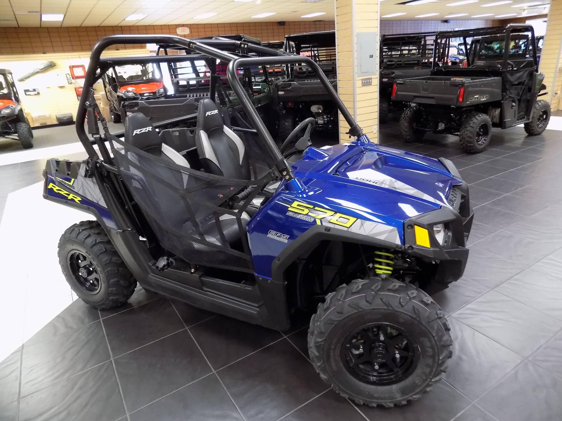 2018 RZR 570 EPS