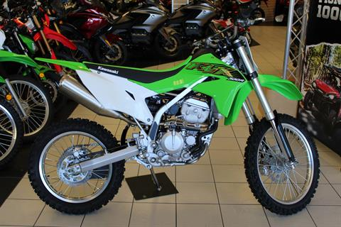 2020 Kawasaki KLX 300R in Chanute, Kansas