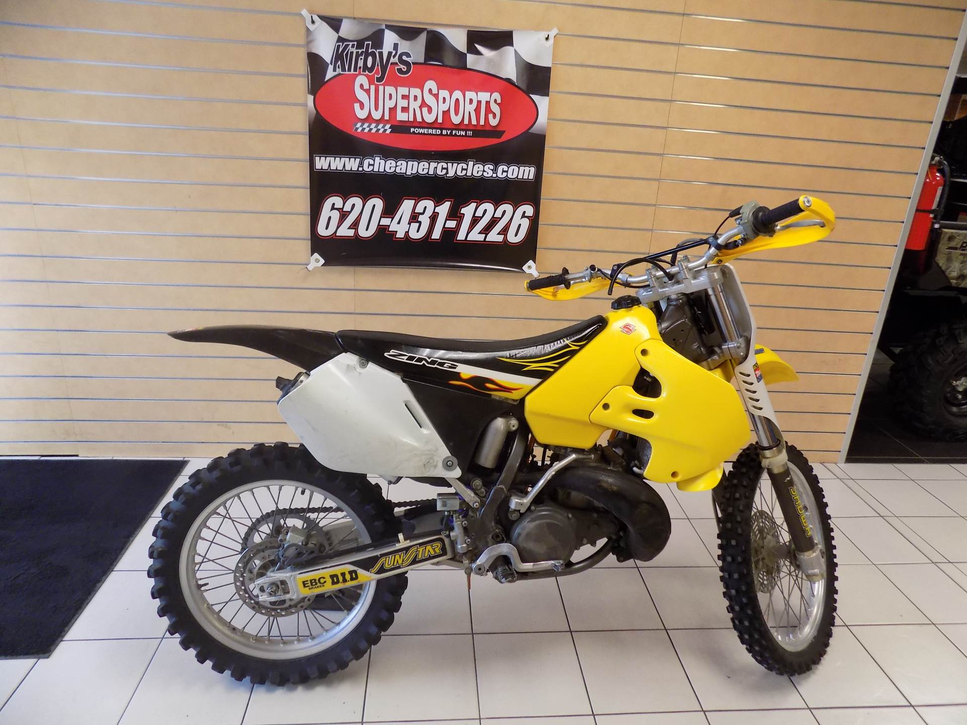 1999 Suzuki RM 250 in Chanute, Kansas