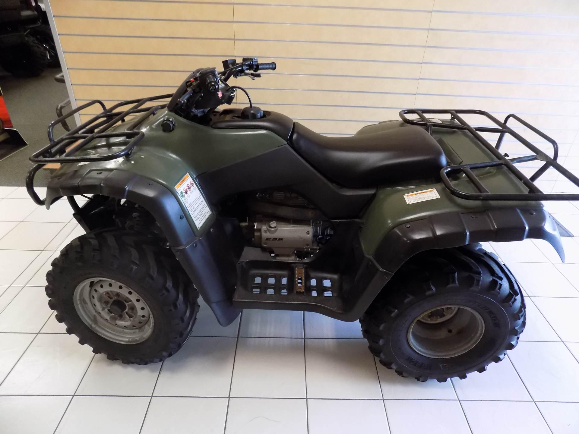 2000 TRX350TE