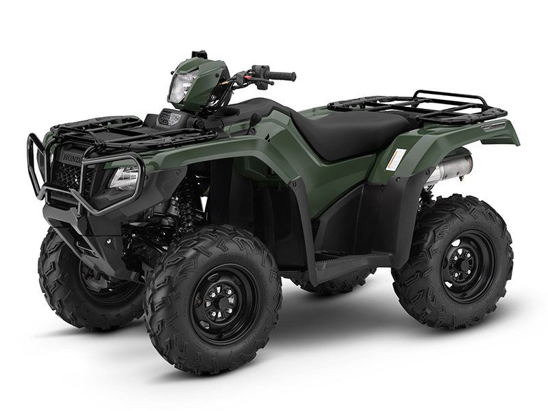 2017 FourTrax Foreman Rubicon 4x4 DCT EPS