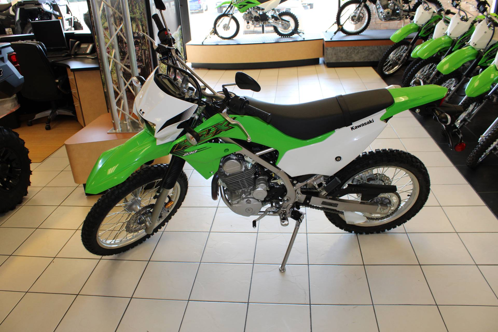 2020 Kawasaki KLX 230 in Chanute, Kansas - Photo 1