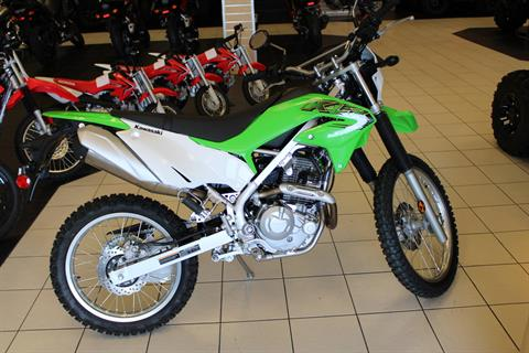 2020 Kawasaki KLX 230 in Chanute, Kansas - Photo 2