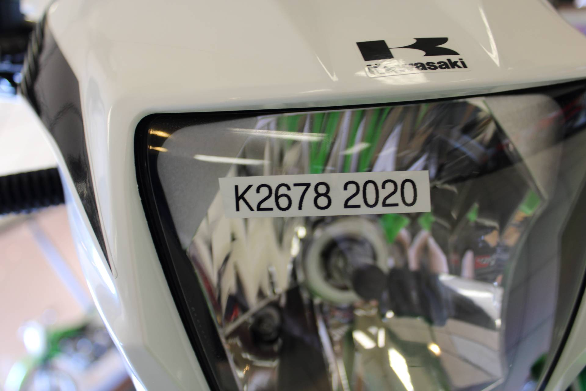2020 Kawasaki KLX 230 in Chanute, Kansas - Photo 3