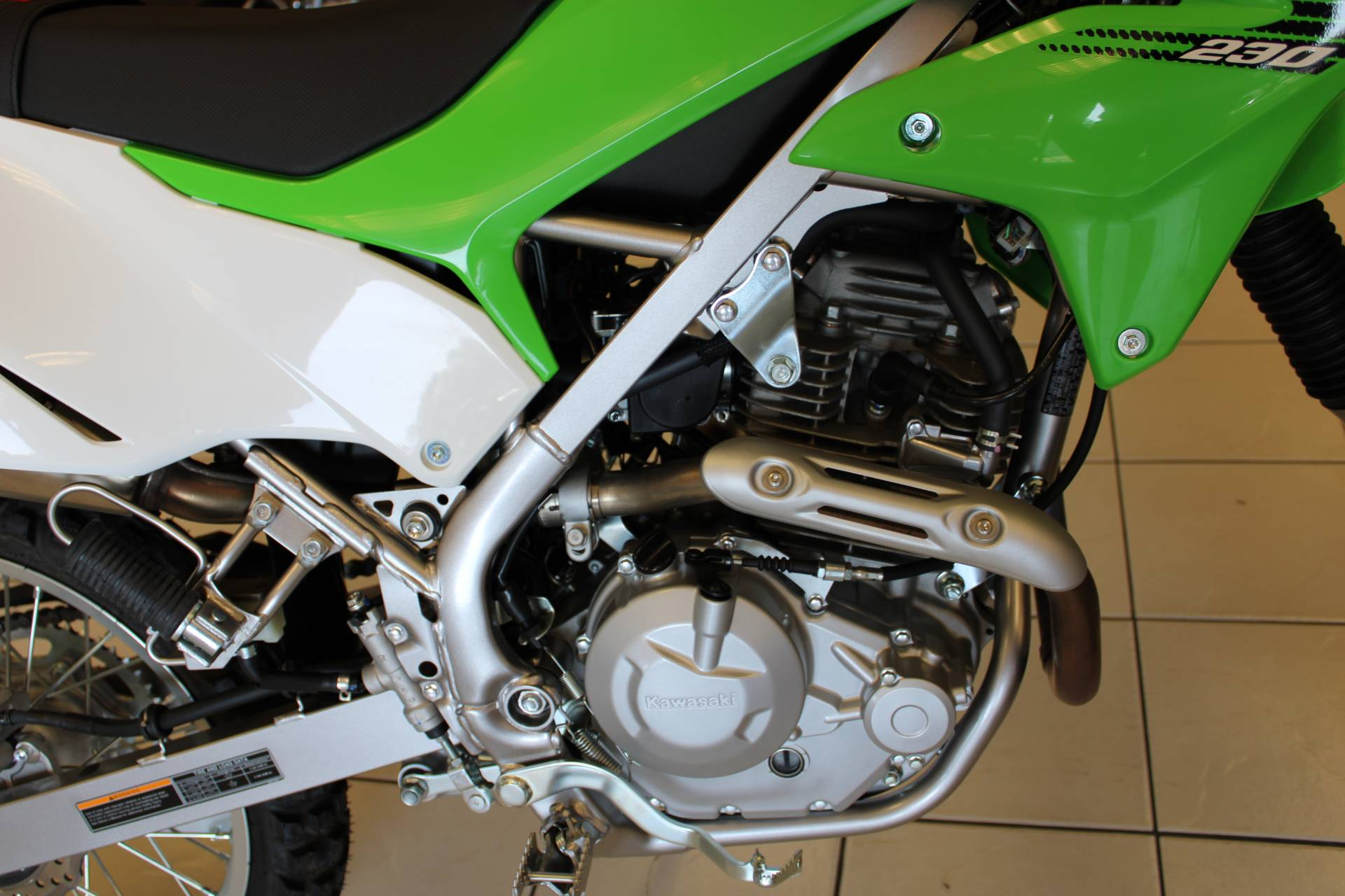 2020 Kawasaki KLX 230 in Chanute, Kansas - Photo 5