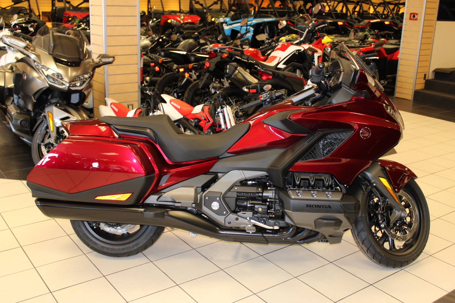 2018 Honda Gold Wing in Chanute, Kansas - Photo 1