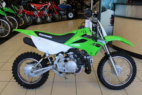 2019 Kawasaki KLX 110 in Chanute, Kansas