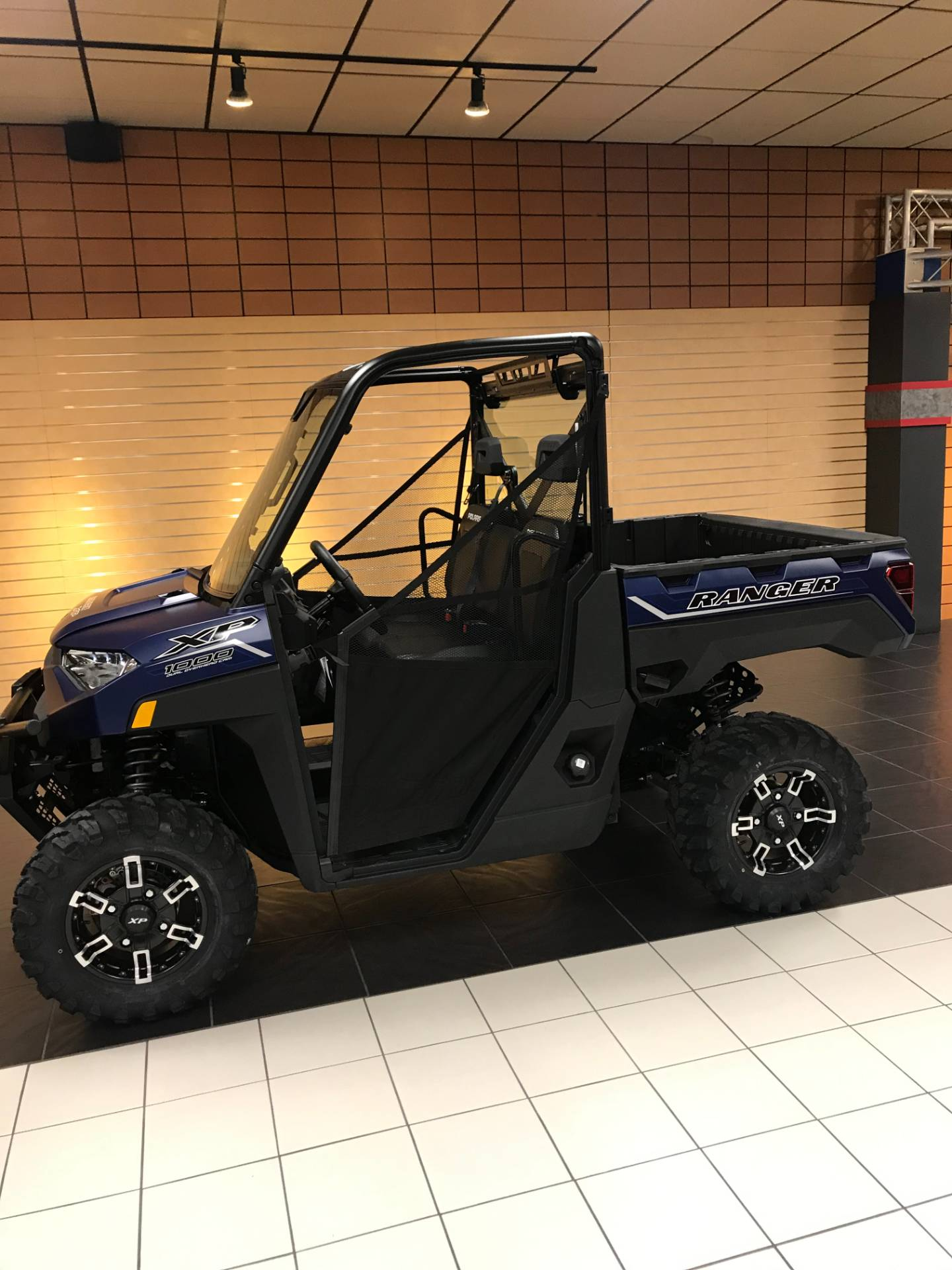 2021 Polaris Ranger XP 1000 Premium in Chanute, Kansas - Photo 1