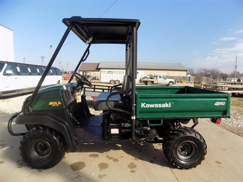 2007 Kawasaki Mule™ 3010 4x4 in Chanute, Kansas