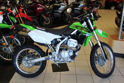 2020 Kawasaki KLX 250 in Chanute, Kansas