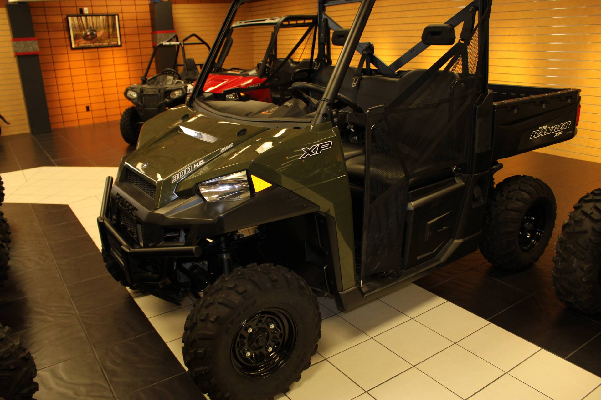 2019 Polaris Ranger XP 900 EPS in Chanute, Kansas - Photo 3