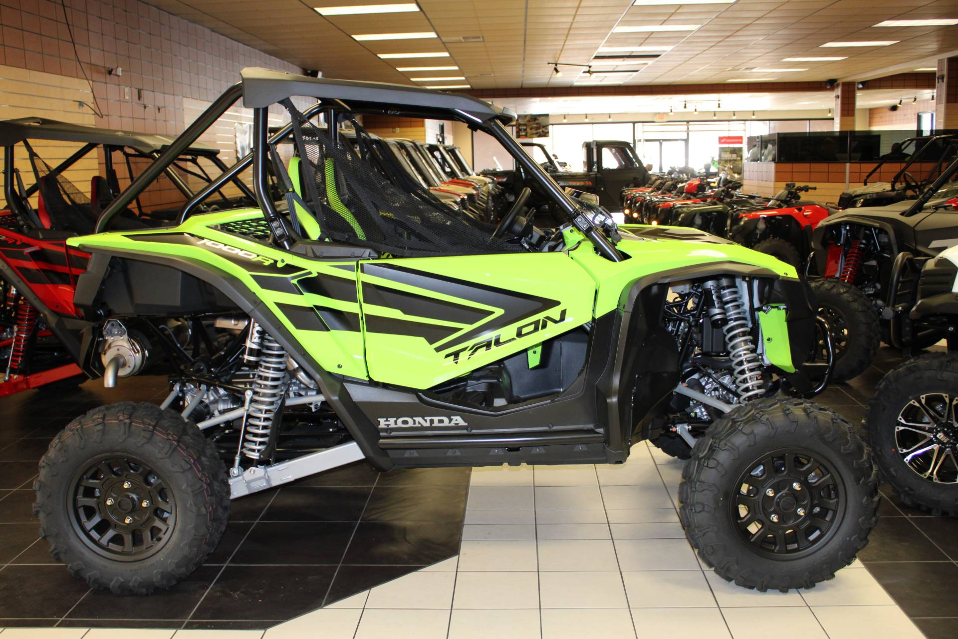 2019 Honda Talon 1000R in Chanute, Kansas - Photo 1