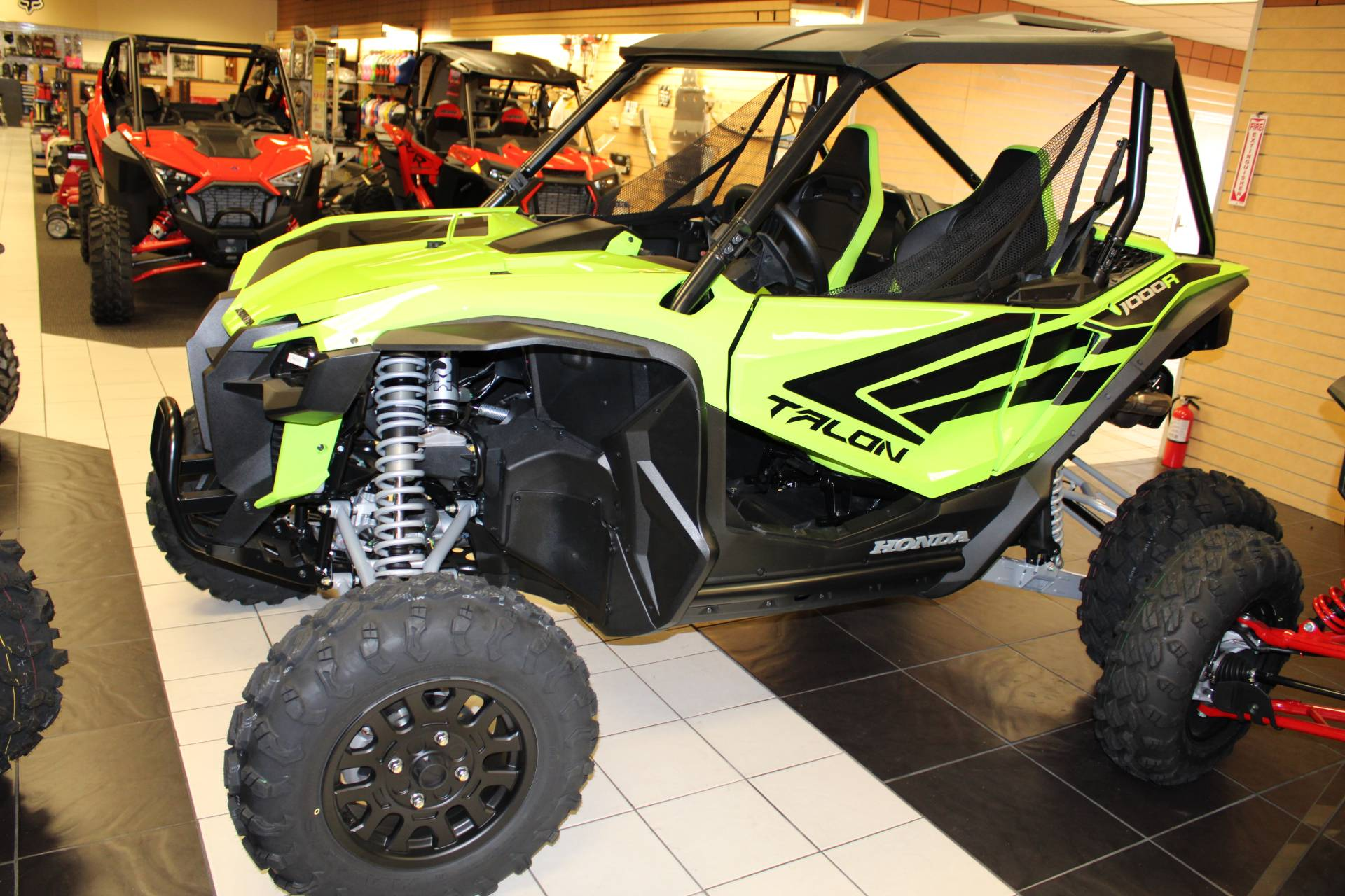 2019 Honda Talon 1000R in Chanute, Kansas - Photo 2