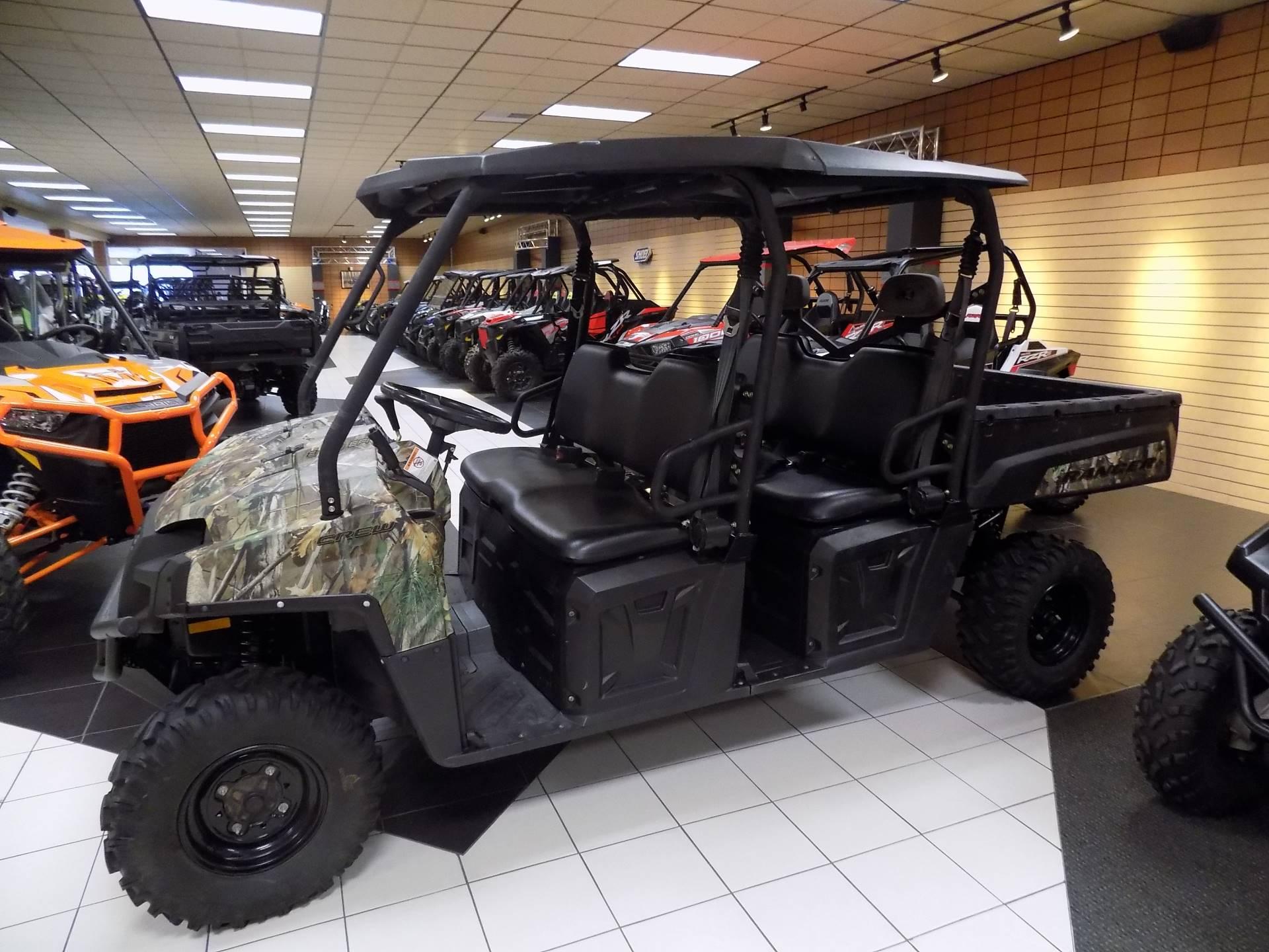 2012 Ranger Crew 800 EPS