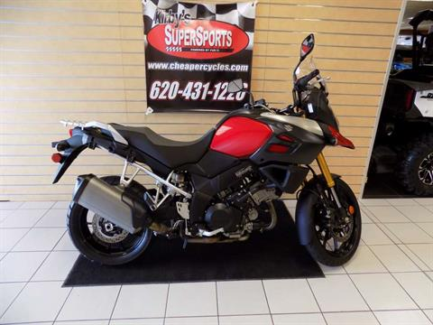 2014 Suzuki V-Strom 1000 ABS in Chanute, Kansas