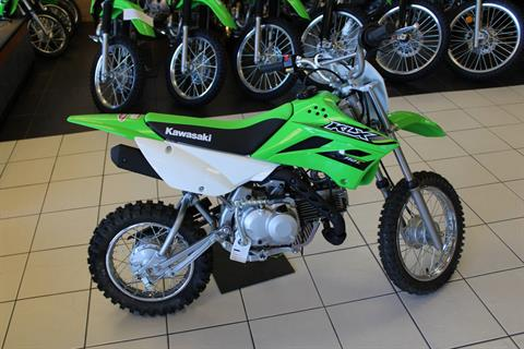2019 Kawasaki KLX 110L in Chanute, Kansas