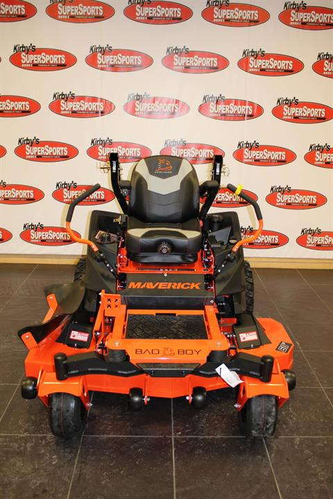 2021 Bad Boy Mowers Maverick 60 in. Kohler Confidant 747 cc in Chanute, Kansas - Photo 1