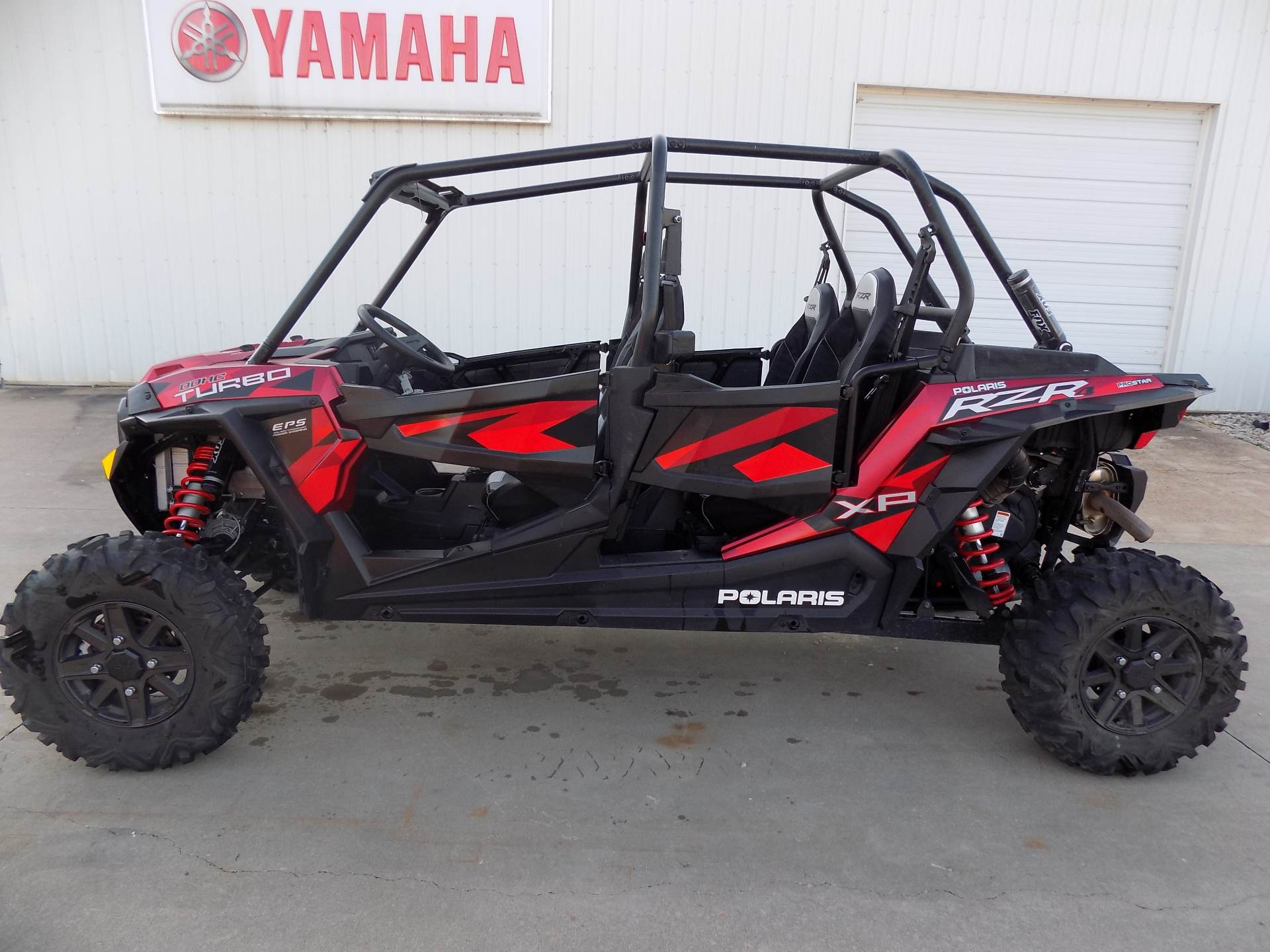 2016 Polaris RZR XP 4 Turbo EPS for sale 5150