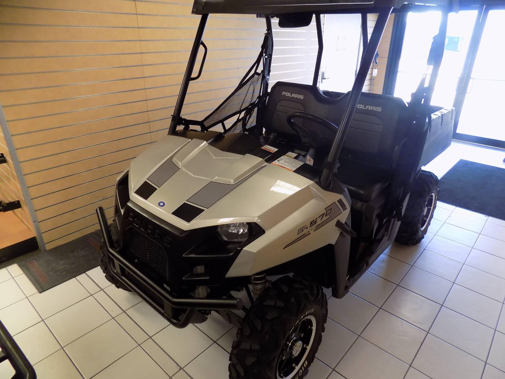 2014 Ranger 570 EPS LE