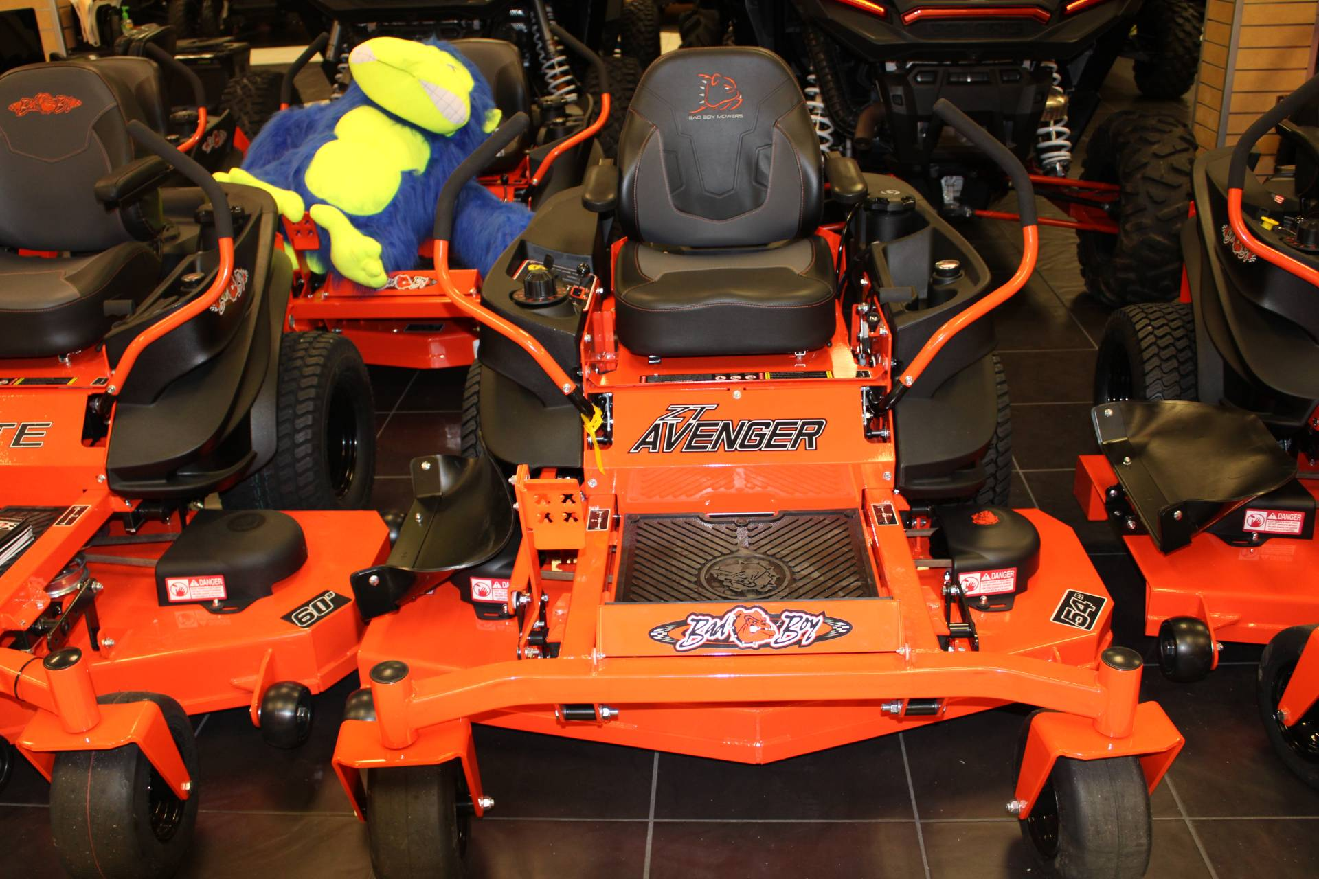 "2020 Bad Boy Mowers ZT 54"" AVENGER 725cc KOHLER 7000 in Chanute, Kansas - Photo 2"