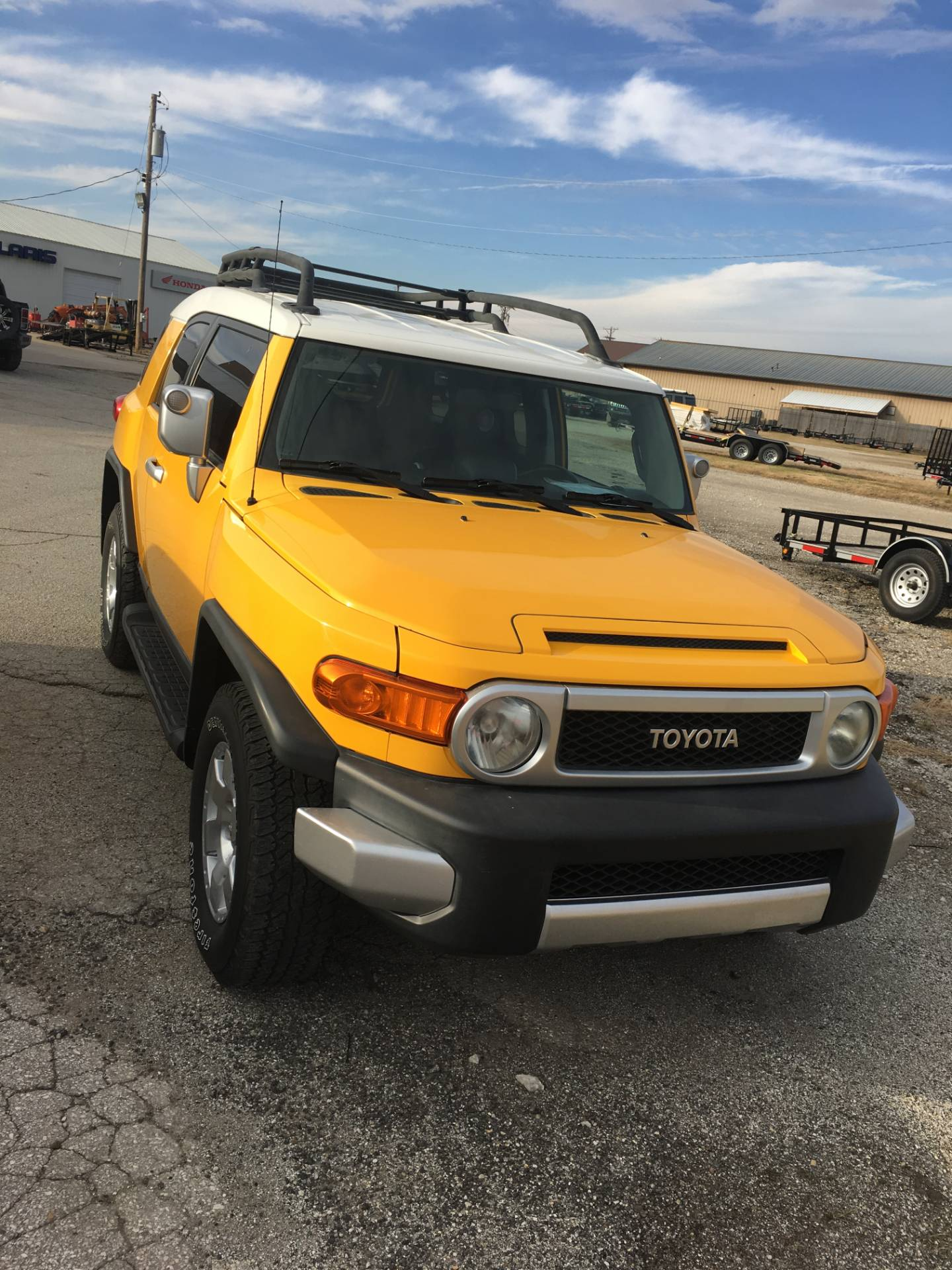 2007 Toyota TOYOTA FJ in Chanute, Kansas - Photo 5