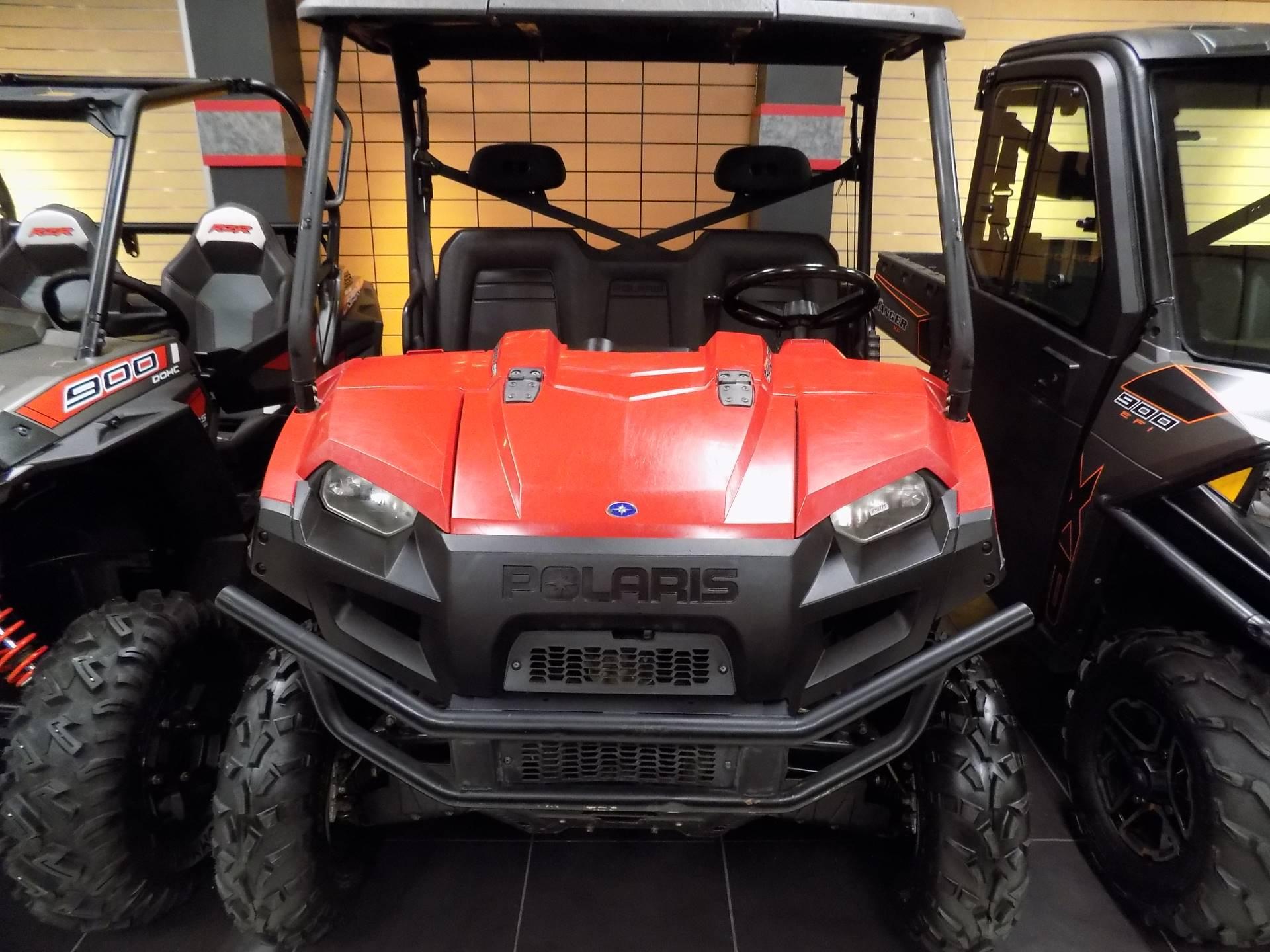 2010 Ranger 500 EFI H.O.