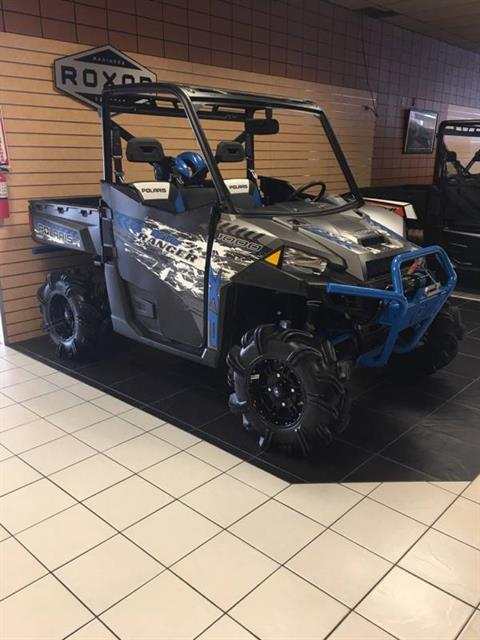 2017 Polaris Ranger XP 1000 EPS High Lifter Edition in Chanute, Kansas