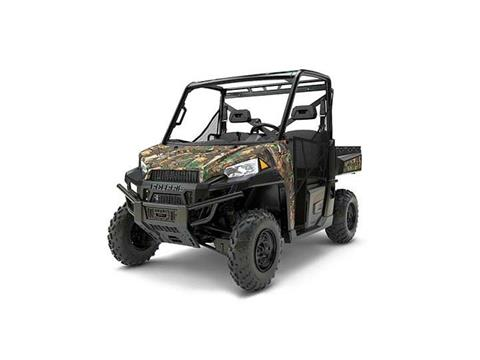 2017 Polaris Ranger XP 900 Camo in Chanute, Kansas