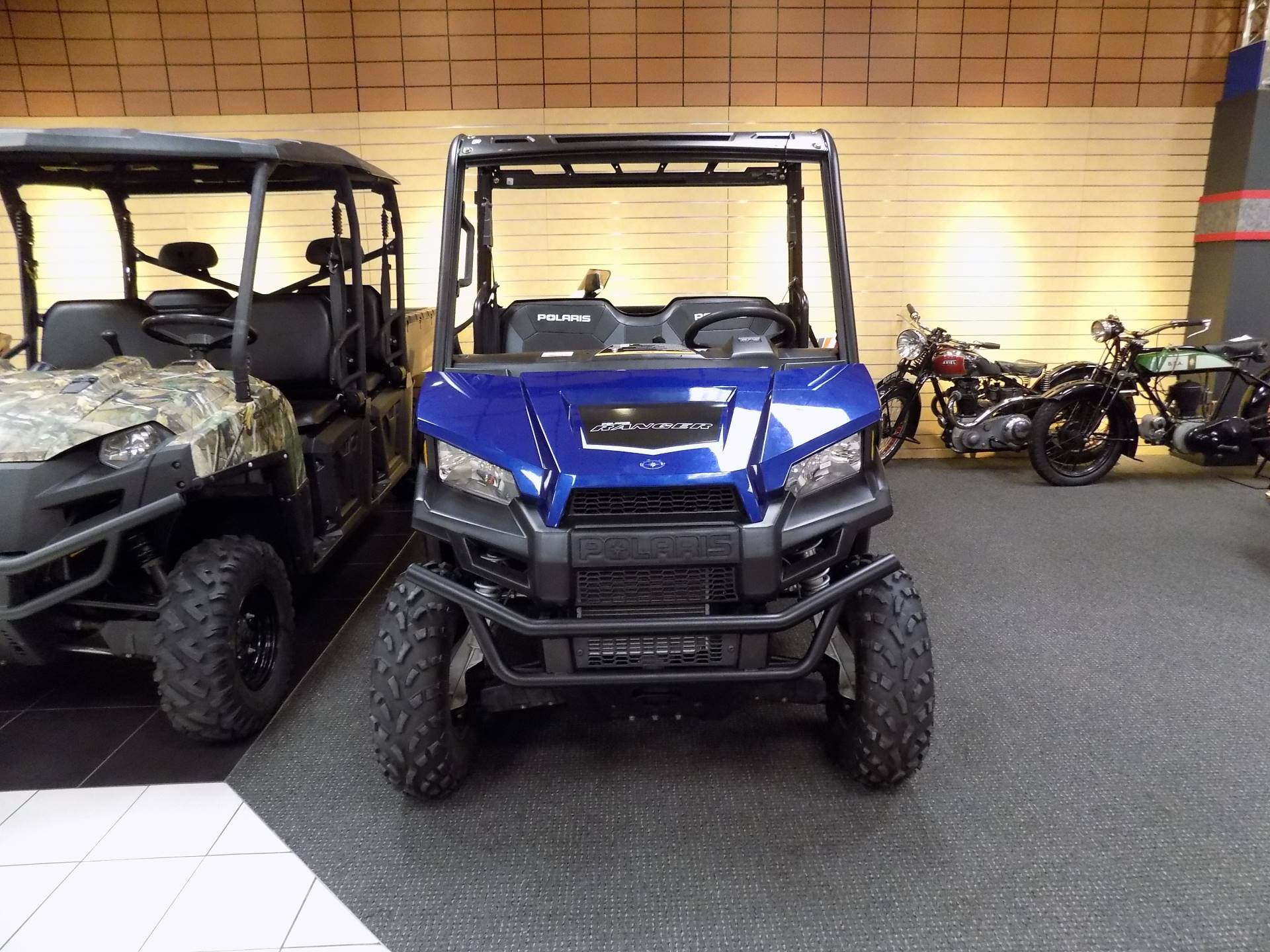2018 Polaris Ranger 570 EPS in Chanute, Kansas