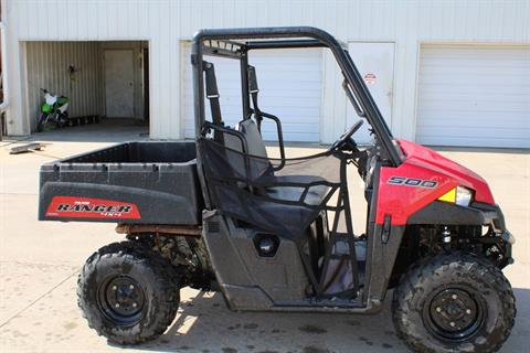 2018 Polaris Ranger 500 in Chanute, Kansas - Photo 1