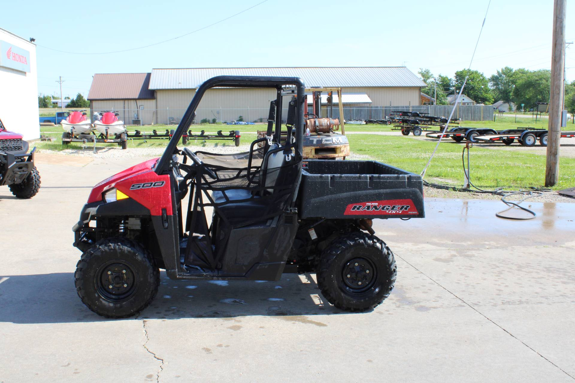 2018 Polaris Ranger 500 in Chanute, Kansas - Photo 3