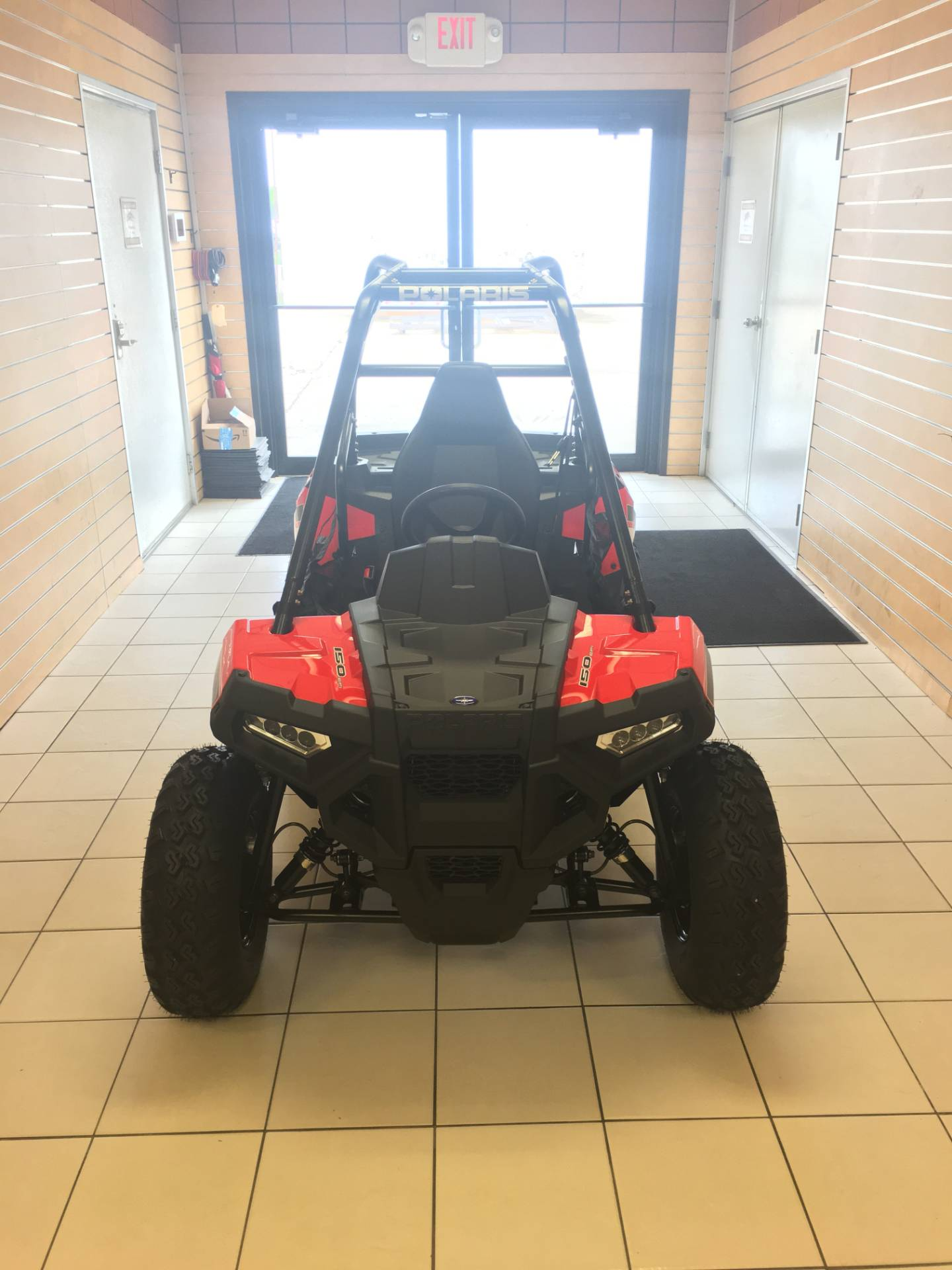 2018 Polaris Ace 150 EFI in Chanute, Kansas - Photo 1