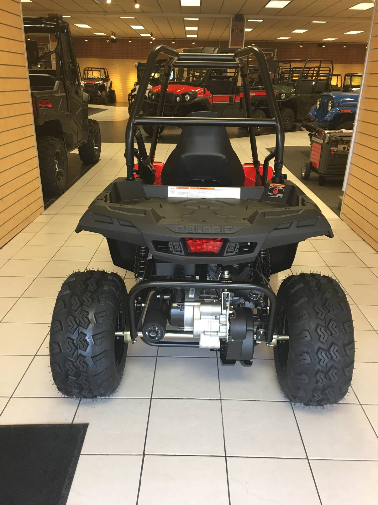 2018 Polaris Ace 150 EFI in Chanute, Kansas - Photo 4
