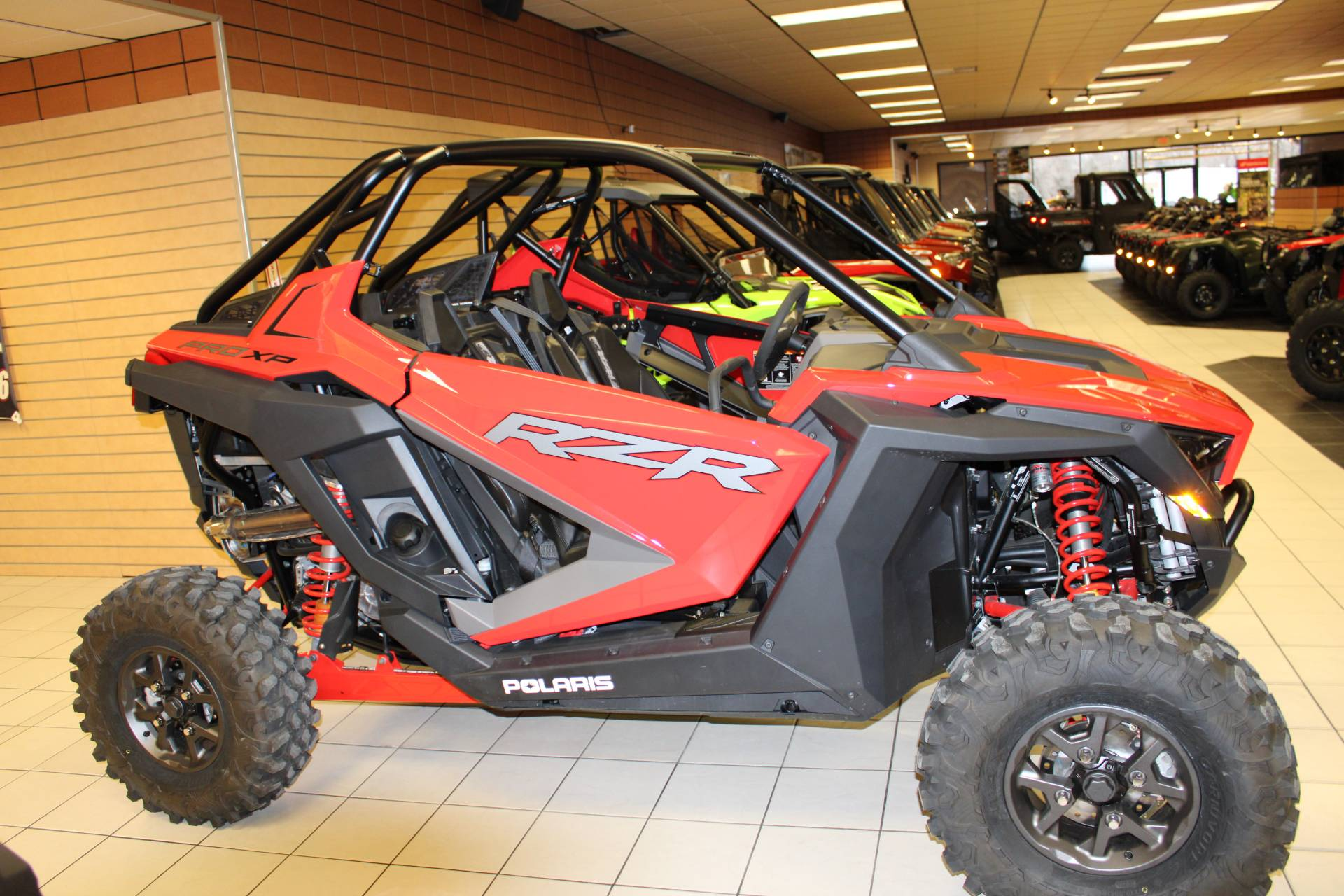 2020 Polaris RZR Pro XP Premium in Chanute, Kansas - Photo 3