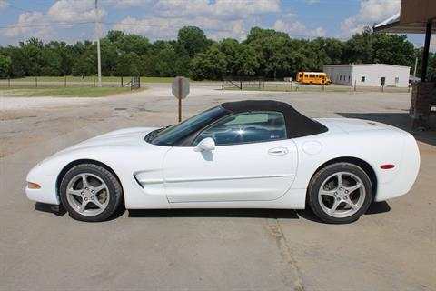 2000 Chevrolet CORVETTE in Chanute, Kansas - Photo 1