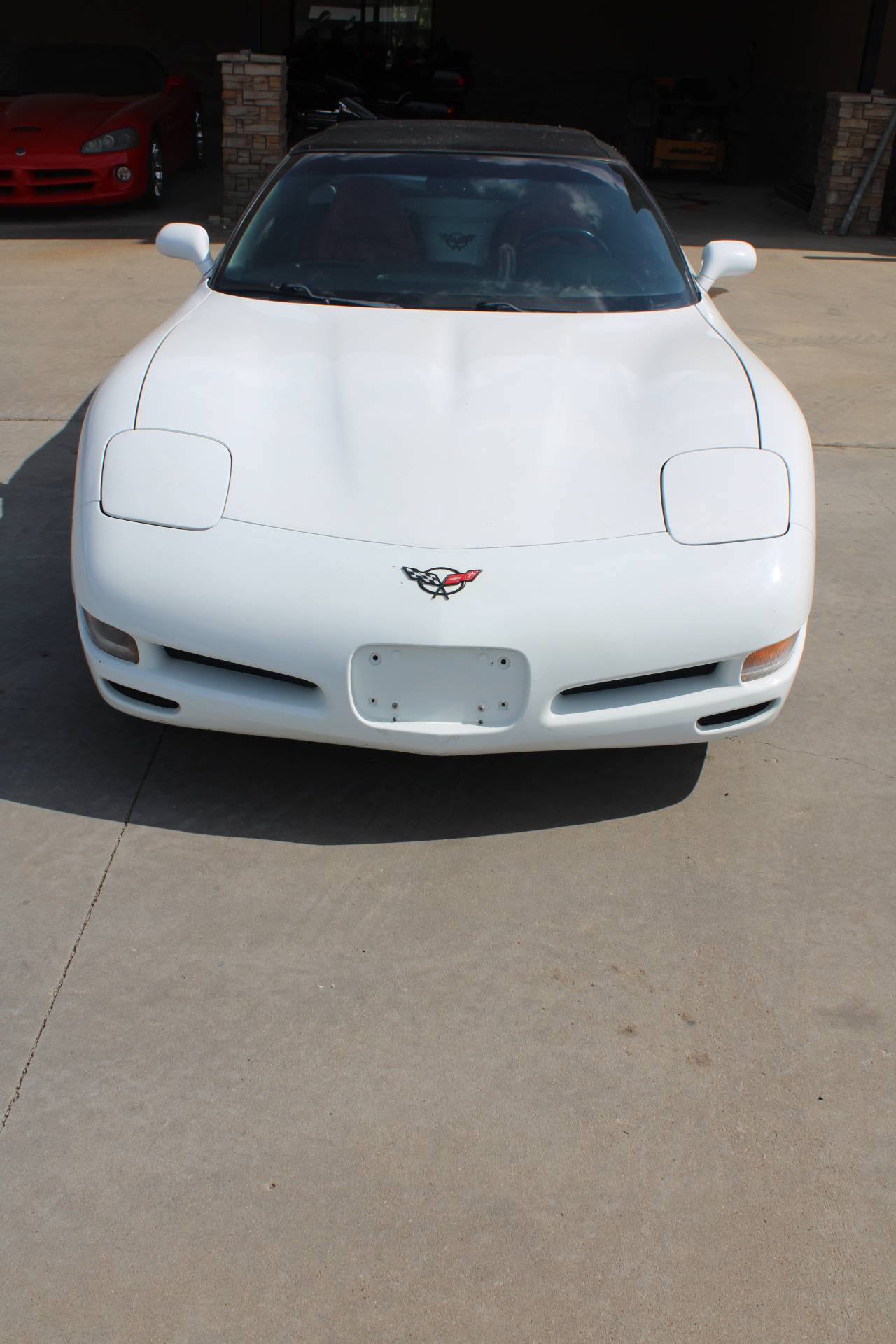2000 Chevrolet CORVETTE in Chanute, Kansas - Photo 2